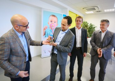 RICO erhält Auszeichnung zum Lieferant des Jahres